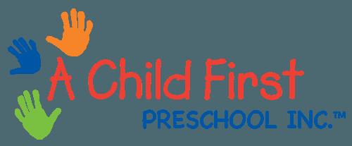 A Child First Preschool – Calgary Early Education